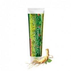 "Dantų pasta ""Žalioji arbata + Sanči ženšenis"""