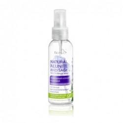"""Natural Alunite and Sage"" body deodorant spray"