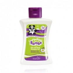 """Šampūnas-gelis plaukams ir kūnui """"Baby Bambo"""""""