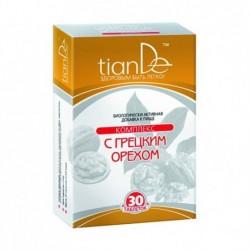 """TianDe """"Tabletės su graikiniu riešutu"""""""