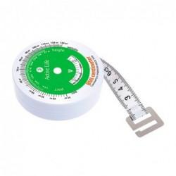 Centimetras su kūno masės indeksu