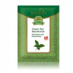 "Kūno druska ""Žalioji arbata"""