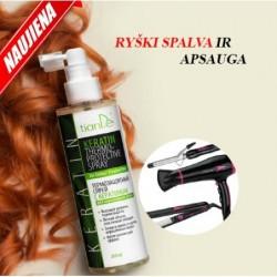 Termo purškiama plaukų apsauga su keratinu