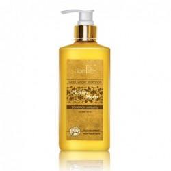 """Gold Ginger"" hair shampoo"