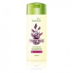 Šampūnas nuo žilų plaukų